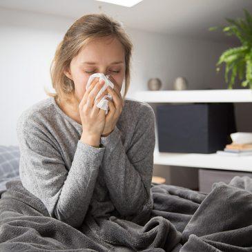 Como diferenciar los síntomas del Covid-19 y la Gripe